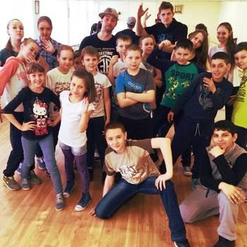 школ танцев Хип-Хоп Лига и